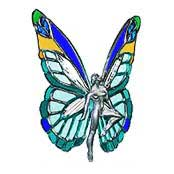 'Butterfly Girl' – from our range of lead figurines